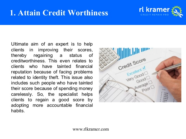 43-A Brief Overview on Duties of Credit Repair Specialists